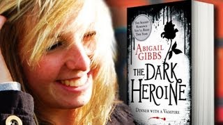 Young Girl Gets Vampire Fiction Book Deal!