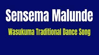 Sensema Malunde -Wasukuma traditional Wedding song Tanzania