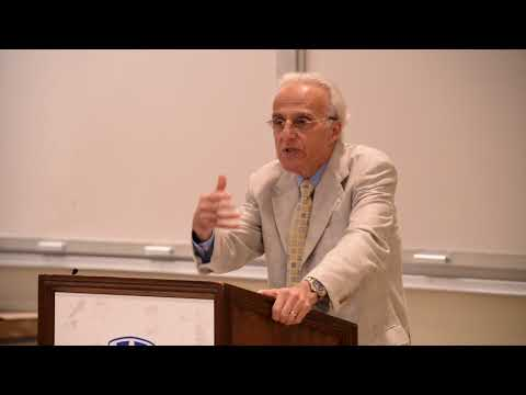 Dr. John Esposito - The Future of Islam and Muslim-West Relations: Why does it Matter?