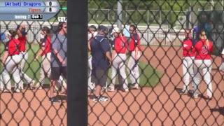 Blue Dragon Softball vs. Cowley (Region VI-District E Championship Game 2)