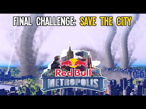 Can I &39;Save The City&39;? FINAL 30 min Challenge (RB Metropolis Event Cities Skylines 6) sponsored
