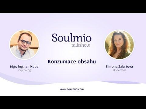 SOULMIO TALKSHOW Konzumace obsahu: Miloš Čermák, Irena Zatloukalová  #SoulTalk2