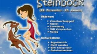 Sternzeichen Steinbock - Ihr Charakter wird hier treffsicher beschrieben - oder ?