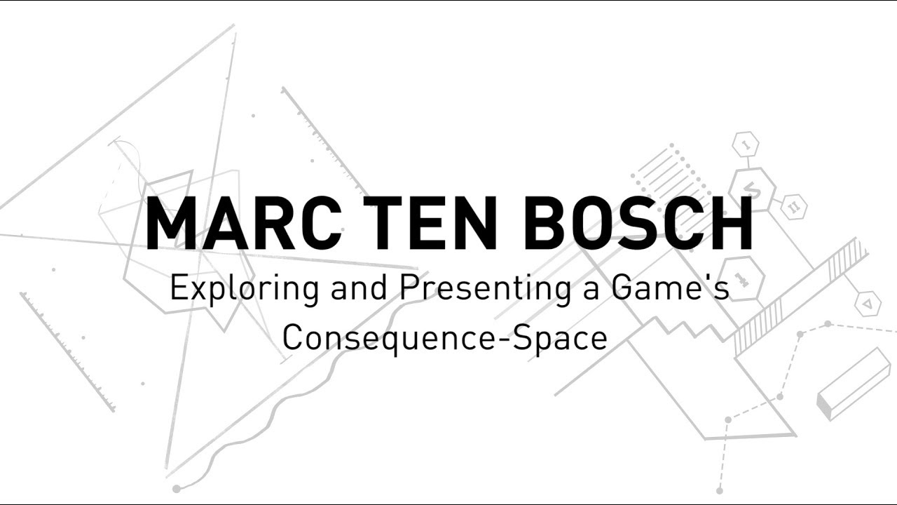Game Design Marc ten Bosch Miegakure Blog