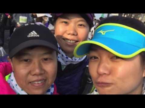 2016/02/21 Kyoto Marathon 京都馬拉松