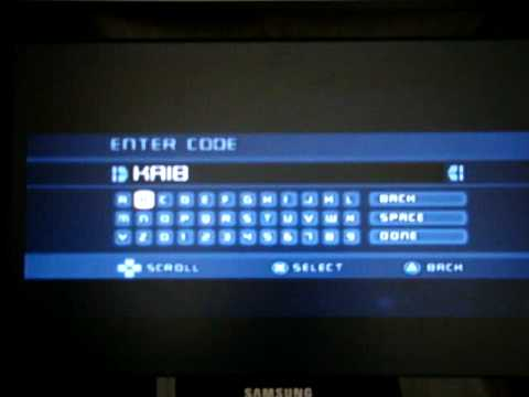 Star Wars Episode III Rervenge Of The Sith Ps2 Codes