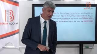 16) Jeolaoji Topografya ve Kayaçlar -II- Mehmet Zor (2017)