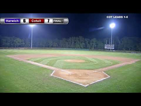 Harwich Mariners Playoff Live Stream: Game 1