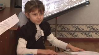 """Інтегрований урок у 3 класі (Читання, Українська мова """"Я і Україна"""" частина перша)"""