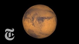 NASA Holds Mars News Conference | The New York Times