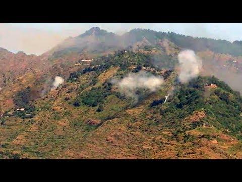Ceasefire violation by Pak in Rajouri, Jawan martyred