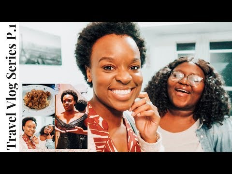 MSC Musica CRUISE South Africa TRAVEL VLOG Part 1   Hunting for a Dress   Lunch With Sino