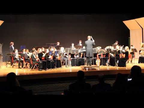 Flight of the Thunderbird - Saucedo - Troy Athens Concert Band