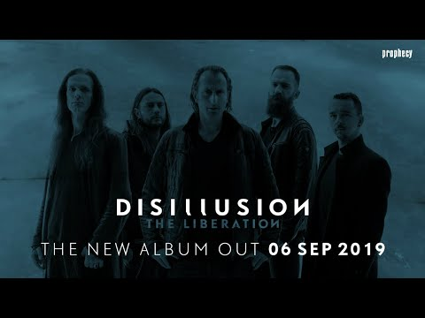 Disillusion - The Liberation [video teaser] - new album out Sept 6, 2019! Mp3