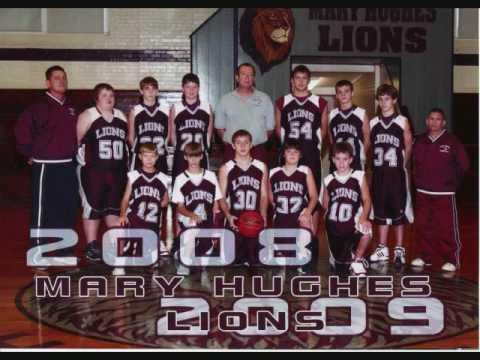 Mary Hughes Basketball