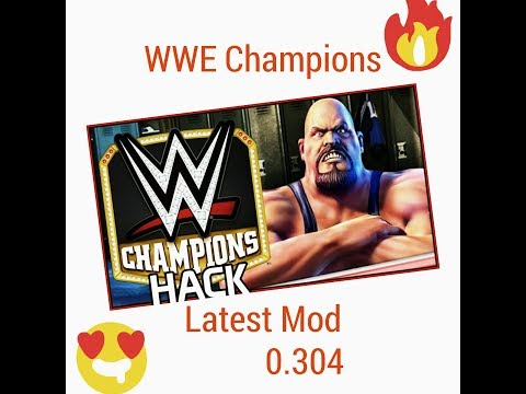 WWE Champions - Latest Mod / 0.304 - Apk Free Download!