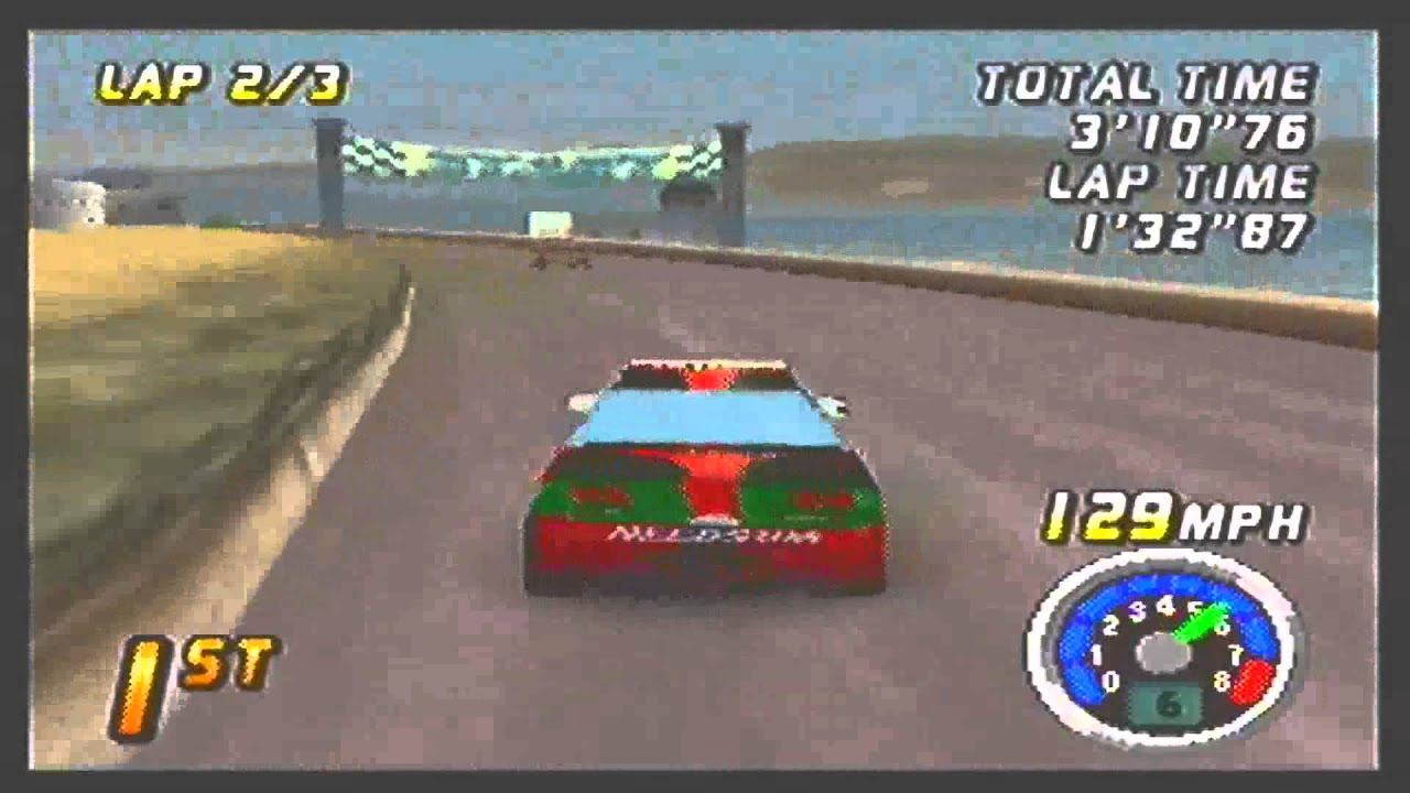Top gear rally n64 coastline youtube top gear rally n64 coastline sciox Image collections