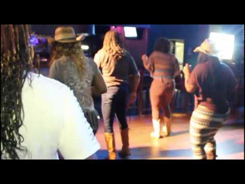 Bayou Shuffle Zydeco Line Dance