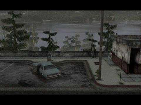 Silent Hill 2-cutscene 2 I Got A Letter