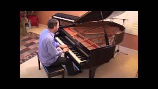 Schumann Op. 15, no. 11 Frightening (Fürchtenmachen).wmv