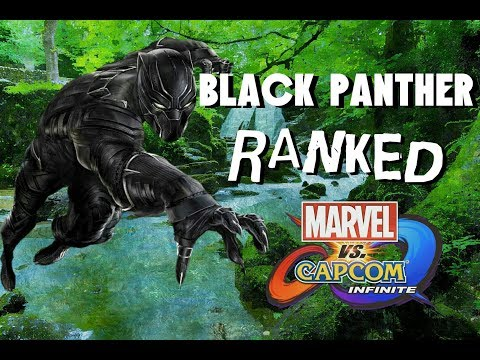 MVCI: Black Panther Online Ranked | Black Panther & Doctor Strange Matches