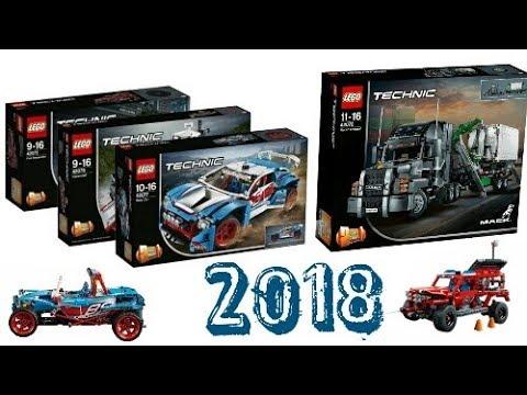 lego news lego technic 2018 sets hovercraft relly car. Black Bedroom Furniture Sets. Home Design Ideas
