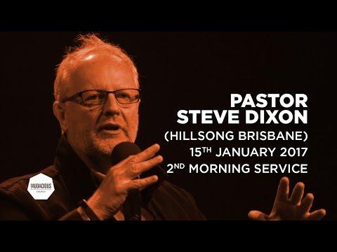 "Ps Steve Dixon - Hillsong Brisbane - ""Belonging"" - 15th January 2017"