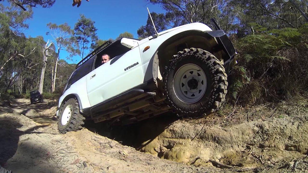 Vitara Lifting A Wheel In Cobaw Youtube