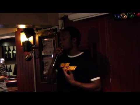 Dwain Anthony Clarke - Star of Comedy Hoopla
