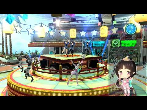 arks dance pso2 how to get