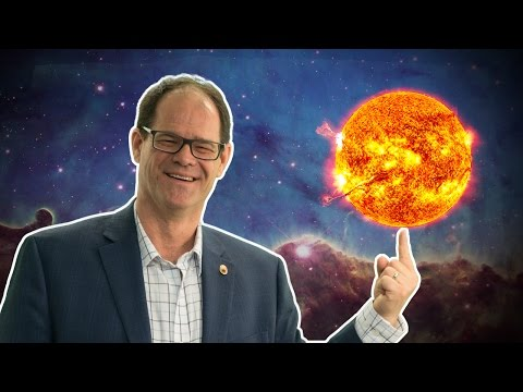 Does the sun have a surface? Transverse waves, Helioseismology, CMEs, X-Rays and Flares!