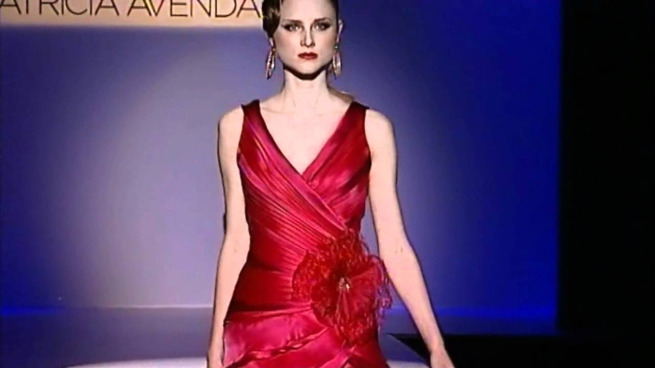 Miedoso 2011 Vestidos De Fiesta Ideas Ornamento Elaboración ...