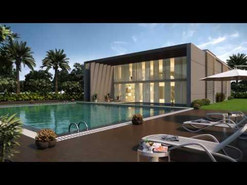3d Residential Modern House Exterior Interior Walkthrough Animation