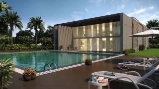 modern interior 3d animation residential exterior walkthrough