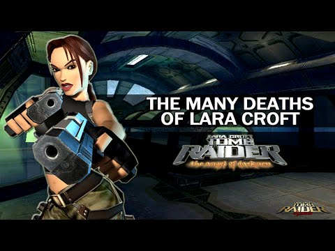 The Many Deaths of Lara Croft - Tomb Raider : The Angel of Darkness (2003)