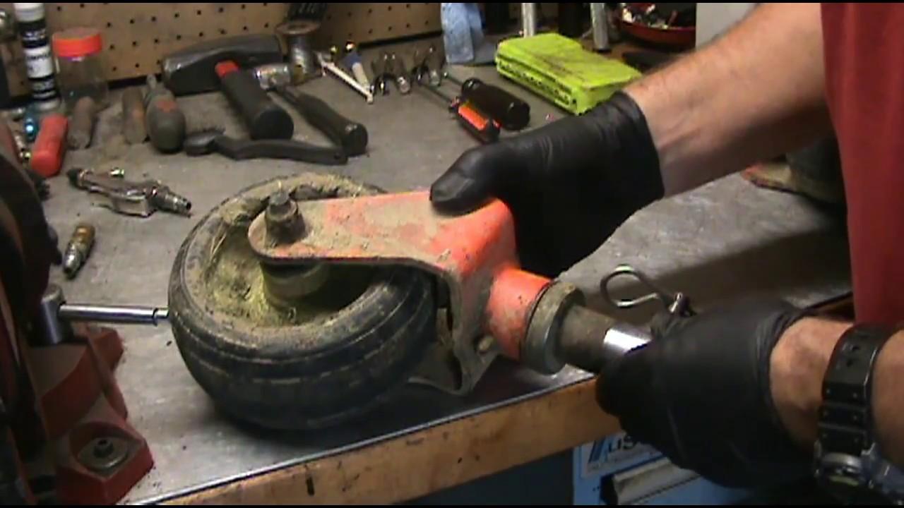 Kubota replacing the front wheel bushings on the mower deck YouTube – Kubota Zd25 Wiring Diagram