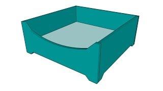Dog Bed Plans