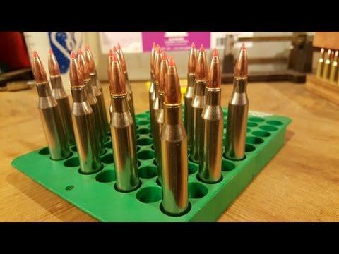Custom 25-06 Reloaded Bullets Hornady SST IMR Powder  by Eddy Coleman,  Gilmer, Texas