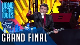 Download RHOMA IRAMA - SENI - GRAND FINAL - Indonesian Idol 2020