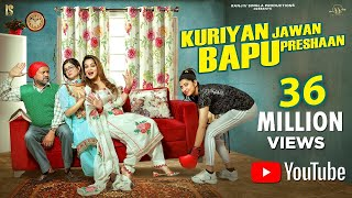 Kuriyan Jawan Bapu Preshaan | Full 4K HD | Full Comedy | Karamjit Anmol | Latest Punjabi Movie 2021