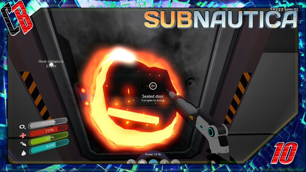 where to find laser cutter subnautica