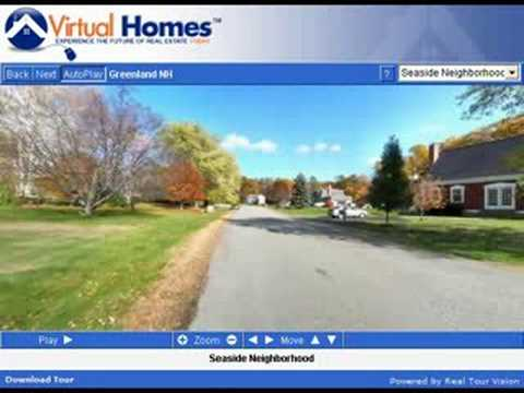 Greenland New Hampshire (NH) Real Estate Tour