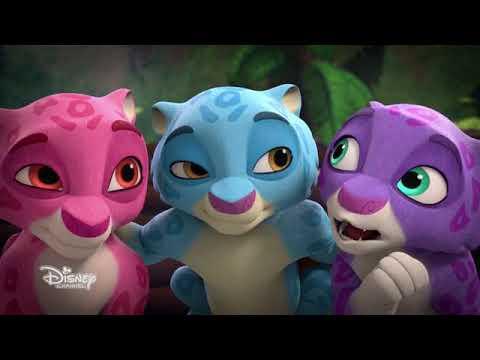 Elena de Avalor ❤️Mutantes #5 |Disney Junior Capitulos Serie Elena De Avalor