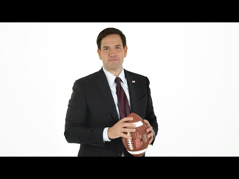 Marco Rubio: Catching Footballs, Fielding Questions | Marco Rubio for President
