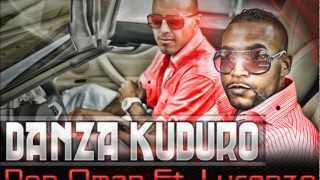 Don Omar Omari Ferrari Erick Right Arcangel Pitbull Danza Kuduro MegaMix mp3