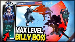 Fighting the *MAX LEVEL* Gnarly Billy (extremely hard...) - Last Day on Earth Survival Season 5