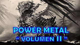 Power Metal Collection en Español - Spanish  Vol. 2