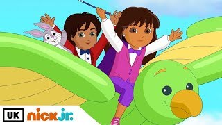 Dora and Friends | Magic Land! | Nick Jr. UK