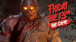 Friday The 13th The Game Gameplay German - Zu taktisch für Kreis