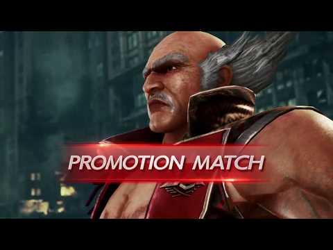 Tekken 7 PS4 Heihachi Arcade Playthrough